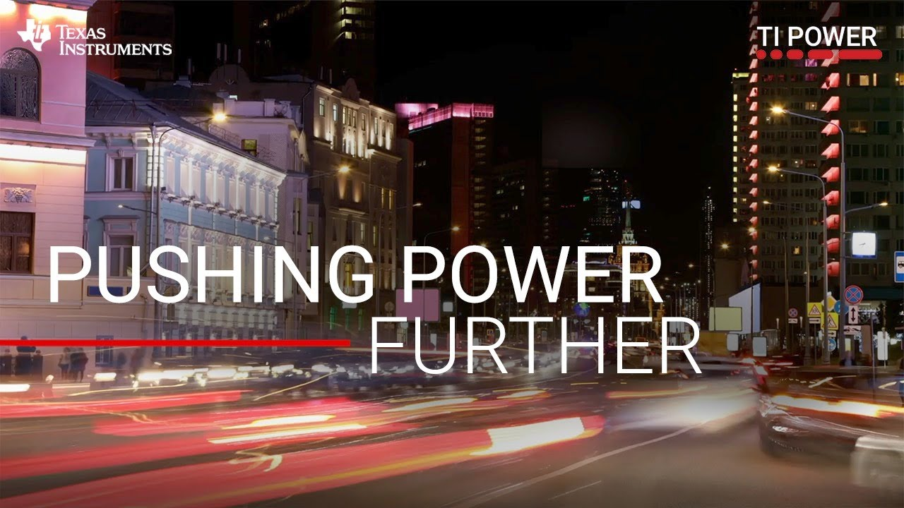 Texas Instruments: Pushing Power Further