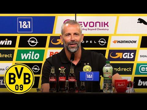 ReLive: Die Vorstellung von Marco Rose   BVB-Pressekonferenz mit dem neuen Cheftrainer
