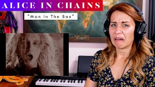 """Download Alice In Chains """"Man In The Box"""" REACTION & ANALYSIS by Vocal Coach / Opera Singer"""
