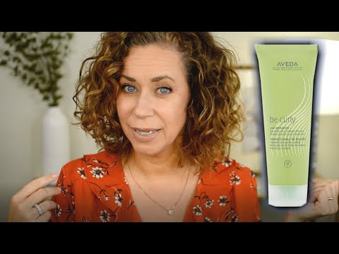 aveda-be-curly-curl-enhancer-|-review/vlog