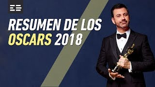 Resumen de los Oscars 2018 | Emilio Doménech