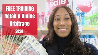 Amazon FBA UK Retail and Online Arbitrage Step by Step 2019