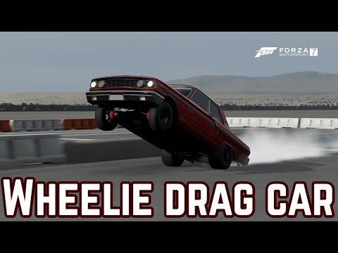 Forza  Best Drag Car  Mile