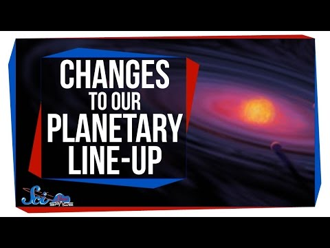 Were the Planets Always in the Same Order?