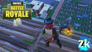 First Time Playing Fortnite / Fortnite Battle Royal #Ep1