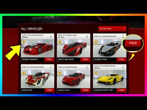 NEW GTA Online Money Glitch Exploit Allows Players To Get Everything They Want FOR FREE! (GTA 5)