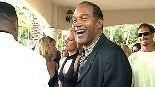 How O.J. Simpson Kept Getting Into Trouble Even After Acquittal