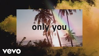 Gambar cover Cheat Codes, Little Mix - Only You (Lyric Video)