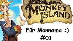 Let´s Play - Tales of Monkey Island [German] -Abgeschlossen-