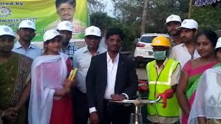Swatcha Bharat concept it is janajagruthi seva society owned money expenses to provided safety kits