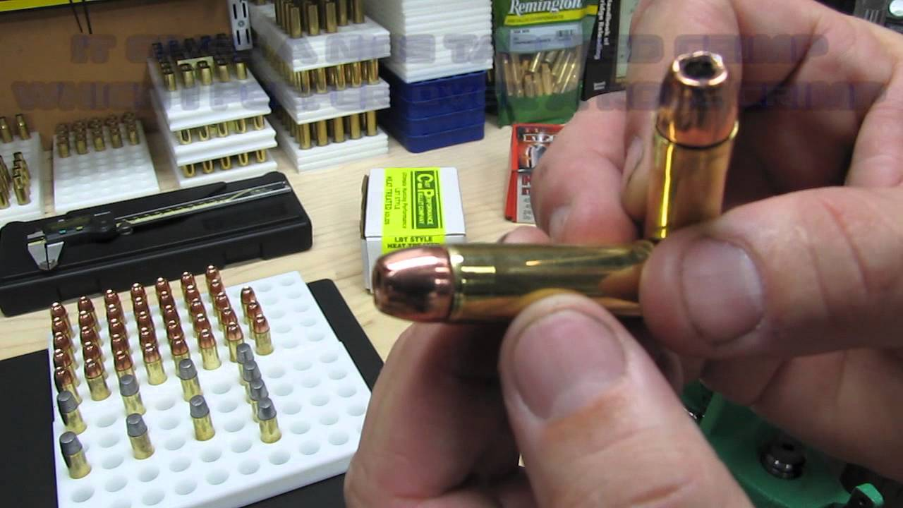 How I Reload 454 Casull - Part 2 of 2 - Bullet Seating & Crimping