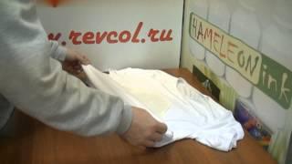 Сублимационная печать на футболках(Сублимационная печать на футболках Компания Ревкол. www.revcol.ru., 2013-10-29T12:08:21.000Z)