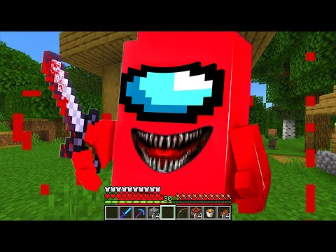 We FOUND the IMPOSTER in Minecraft Among Us!