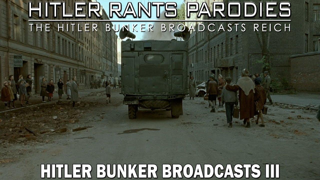 Hitler Bunker Broadcasts III
