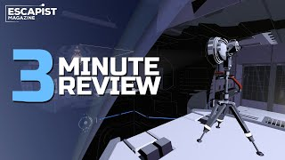 Lightmatter | Review in 3 Minutes (Video Game Video Review)
