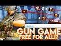 OVERWATCH GUN GAME FREE FOR ALL! BRAND NEW CUSTOM GAMEMODE!