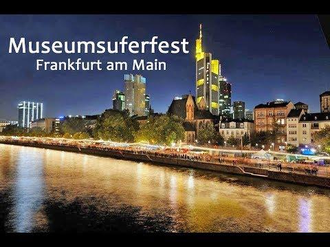 MUSEUMSUFERFEST Frankfurt am Main 2012  HD