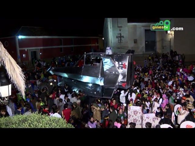 Resumen del Gran Desfile de Carnaval de Gines 2016