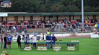 Heat 8 : Isle of Wight vs Oxford vs Cradley : 3 Team Tournament : 24/08/2021
