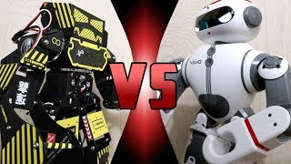 ROBOT DEATH BATTLE! -  Super Anthony VS Dobi (ULTIMATE ROBOT DEATH BATTLE!)