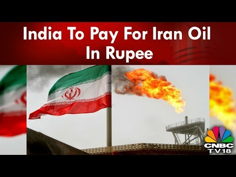 India To Pay For Iran Oil In Rupee | Repoter's Dairy | CNBC-TV18