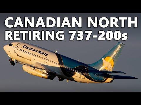 Canadian North Retiring 737-200s