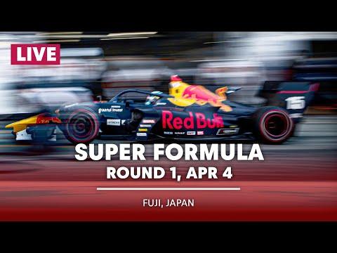 Super Formula 2021 Round 1: Fuji