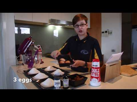 Cooking with Kindys - Allison's Chocolate Cookies