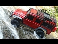 TRX4 TRAXXAS : Incredible Crawler Part 1