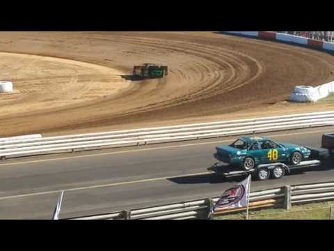 7-29-17 Jerry Hot Laps (Coos Bay Speedway)