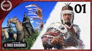 Total War: THREE KINGDOMS - 馬騰キャンペーン #1 【実況】