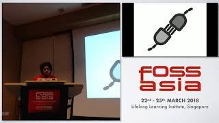 Connect to Bitcoin & Ethereum networks - Dilum Navanjana- FOSSASIA 2018