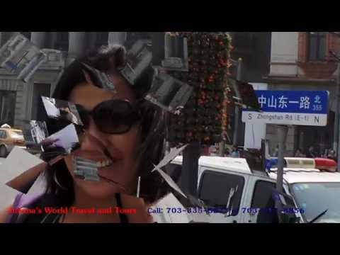 JULIANA'S WORLD TRAVEL & TOURS: Celebrity Millennium- The Bund, Shanghai
