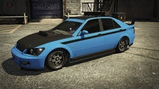 RARE CAR: How to find the Sultan in GTA V Everytime SUPER EASY