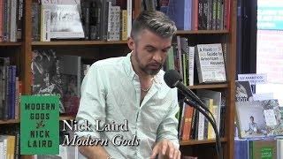 "Nick Laird, ""Modern Gods"""
