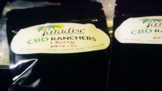 Blazing' Gear Reviews: Paradise Candy Company Cannabis Infused Ranchers, Caramels And Pops