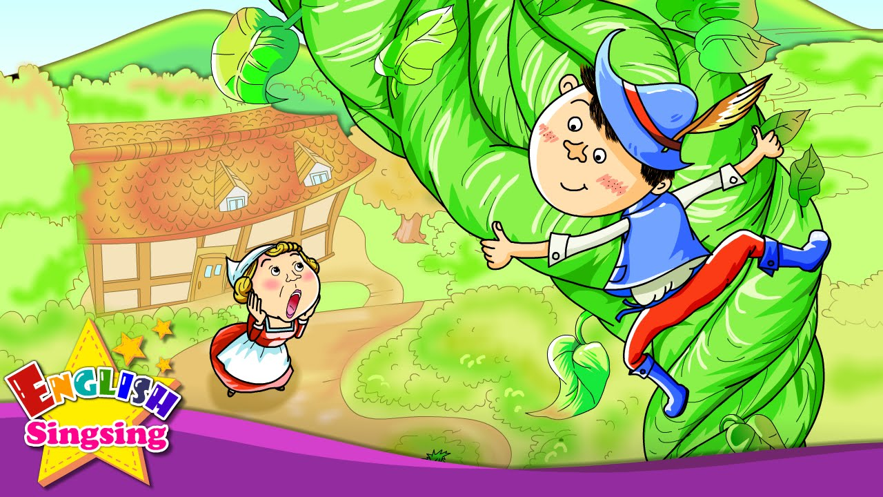 Resultado de imagen de Jack and the Beanstalk - Where's my box? (In/On/Under) - Fairy Tale story for Kids