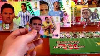 DOUBLE TROUBLE W MEGA STARTER PACK PANINI  BRAZIL WORLD CUP