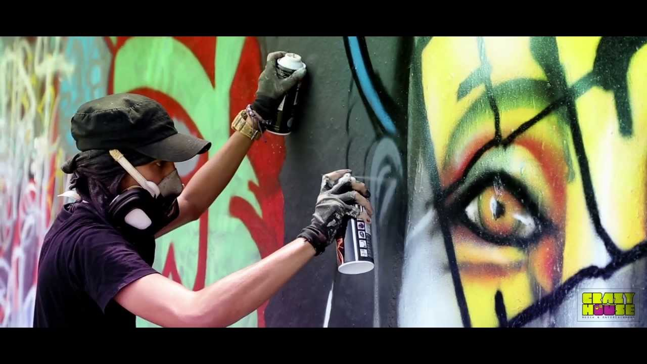 Graffiti Artist Escape Va