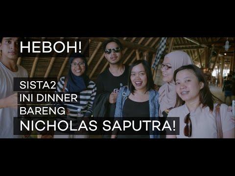 Liburan ke Bali bareng SkinnyIndonesian24 dan Nicholas Saputra!