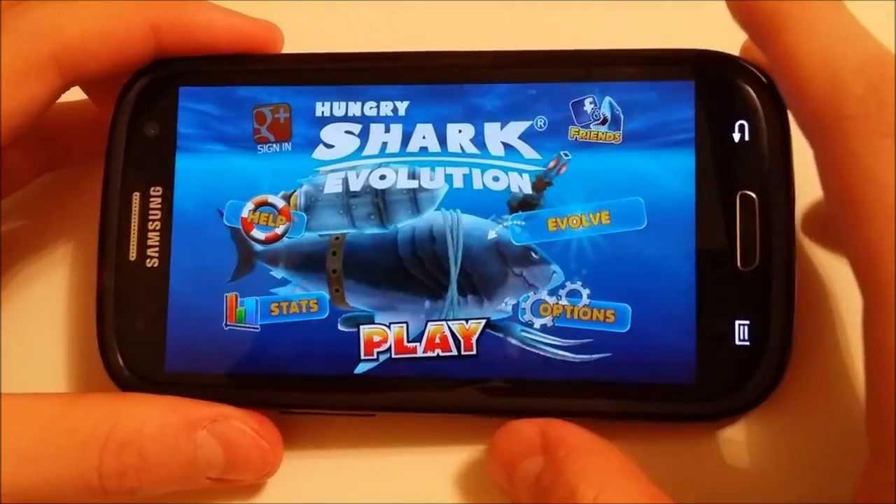 как взломать игру hungry shark evolution на деньги