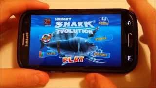Как взломать игру Hungry Shark EVO на андроид