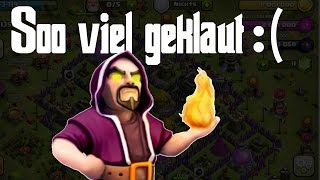 SO VIEL GEKLAUT :( || CLASH OF CLANS || Let's Play CoC [Deutsch/German Android iOS PC HD]