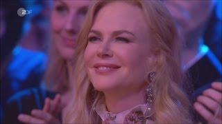 Nicole Kidman - Goldene Kamera 2017