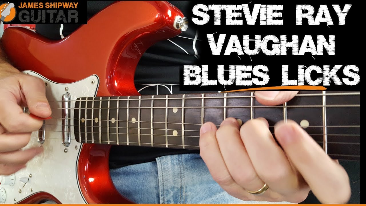 stevie ray vaughan blues licks blues licks guitar lesson youtube. Black Bedroom Furniture Sets. Home Design Ideas