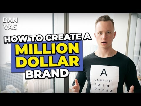 How To Build A Million Dollar Brand Online | eCommerce Shopify Amazon FBA