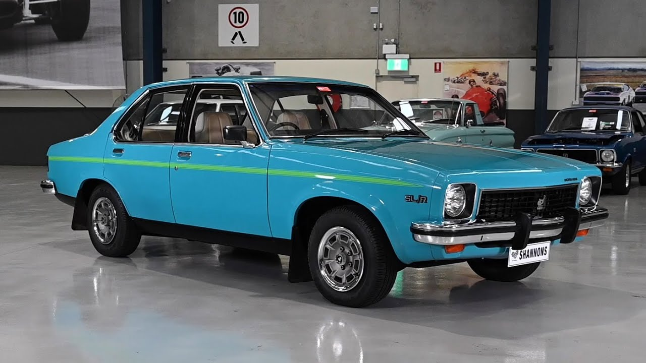 1976 Holden LX Torana SL/R 3300 Sedan - 2019 Shannons Melbourne Winter Classic Auction