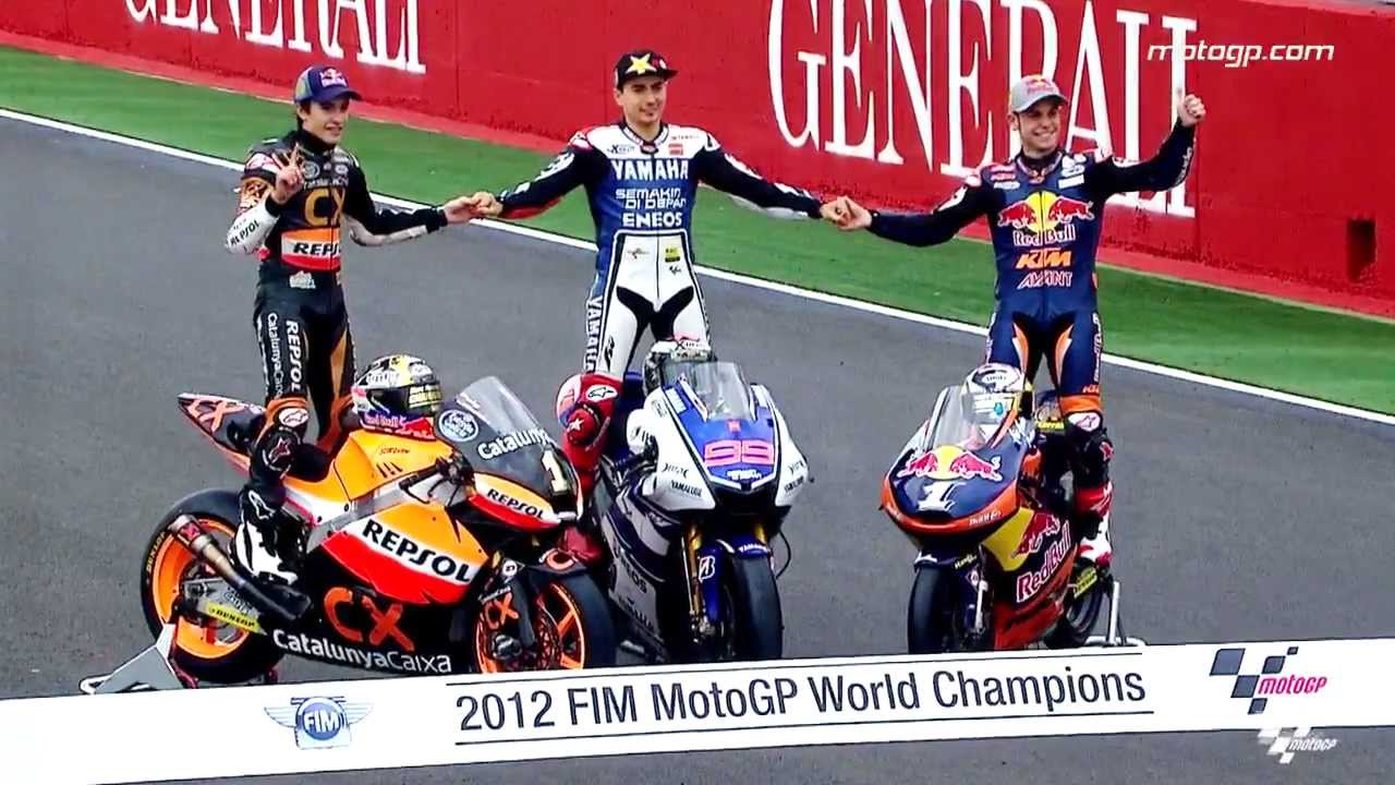 MotoGP™ Rewind: Valencia 2012 - YouTube