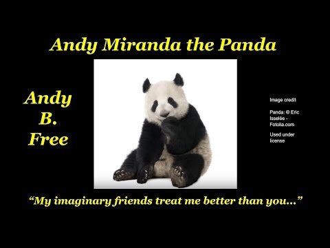 Andy B. Free - Andy Miranda - Funny Soft Rock Song - from the album