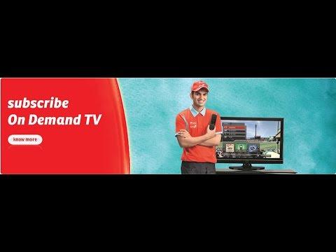 Airtel Digital TV - Ab TV Dekho Apni Demand Pe.   mydthshop